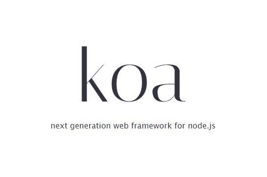 Logo Koa.js